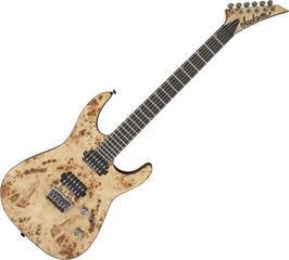 Jackson Pro Series Soloist SL2P HT MAH Ebony Desert Sand