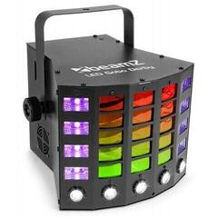 BeamZ LED Gobo Derby Strobe