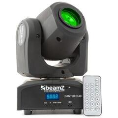 BeamZ Panther 40 Moving Head 1x45W LED IR
