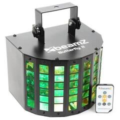 BeamZ LED Butterfly 6x3W RGBAWP