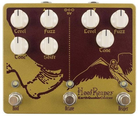 EarthQuaker Devices Hoof Reaper V2