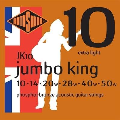 Rotosound JK 10 Jumbo King