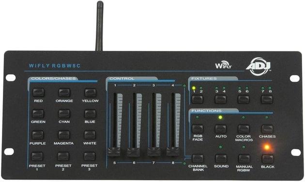ADJ WiFly RGBW8C