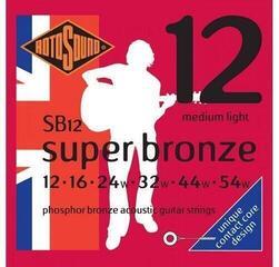 Rotosound Super Bronze 12