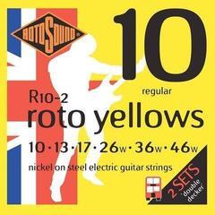 Rotosound R10-2 2-Pack