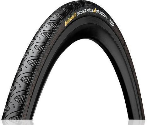 Continental Grand Prix 4-Season Kevlar/Double VectranBreaker 28''
