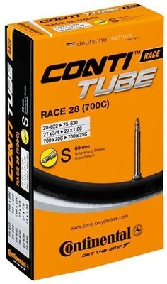 Continental Tube Race Training 60 mm 28''
