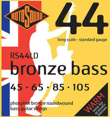 Rotosound RS 44LD Bronze Bass Acoustic Strings