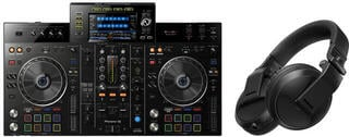 Pioneer Dj XDJ-RX2 Headphone SET2