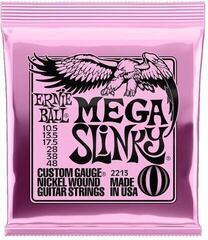 Ernie Ball Mega Slinky Nickel Wound 10.5 - 48 Gauge