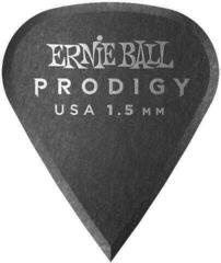 Ernie Ball Prodigy Pick 1.5 mm Black Sharp 6-Pack