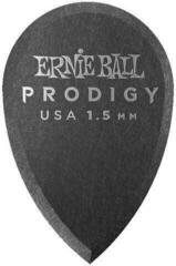 Ernie Ball Prodigy Pick 1.5 mm Black Teardrop 6-Pack