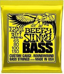 Ernie Ball Beefy Slinky Nickel Wound 65 - 130 Gauge