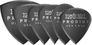 Ernie Ball Prodigy Pick 1.5 mm Black Multipack 6-Pack