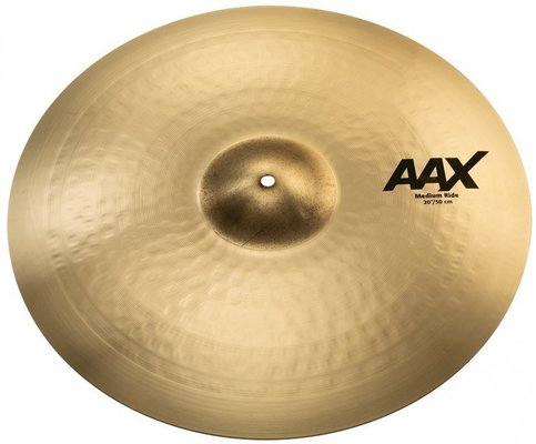 Sabian AAX 20 Medium Ride Brilliant