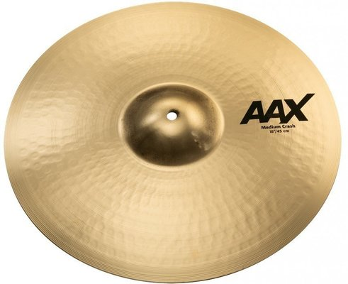 Sabian AAX 18 Medium Crash Brilliant