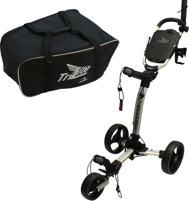 Axglo TriLite Trolley Silver/Black SET
