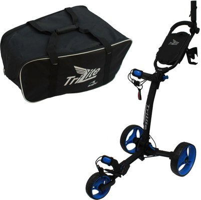 Axglo TriLite Trolley Black/Blue SET