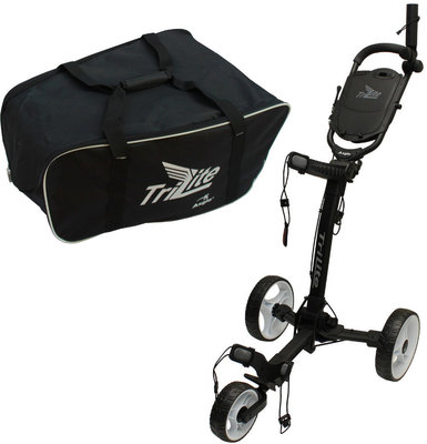 Axglo TriLite Trolley Black/White SET