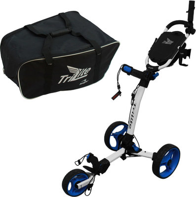 Axglo TriLite Trolley White/Blue SET