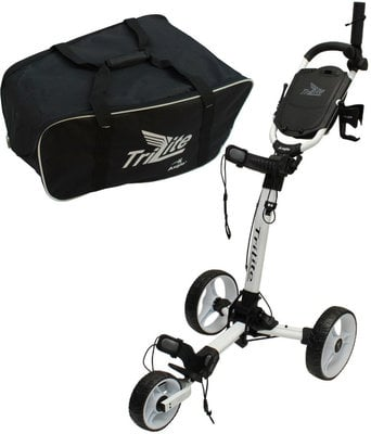 Axglo TriLite Trolley White/White SET