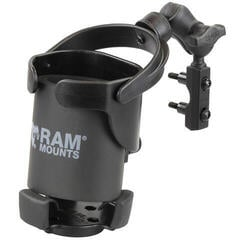 Ram Mounts Level Cup XL Mount Kit Black