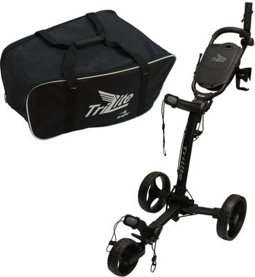 Axglo TriLite Trolley Black/Black SET