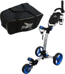 Axglo TriLite Trolley Grey/Blue SET