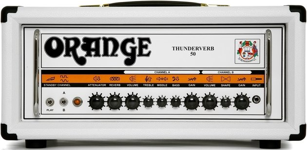 Orange Thunderverb 50 White