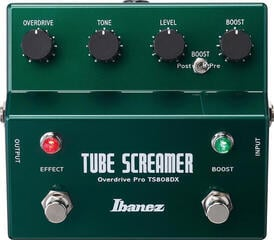 Ibanez TS808DX Tube Screamer with Booster