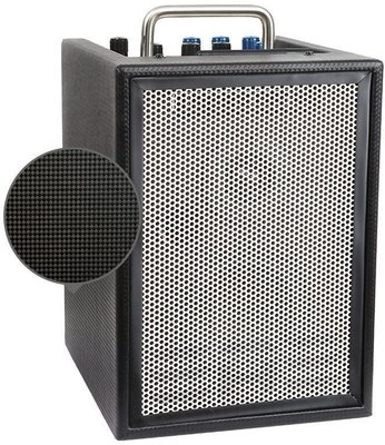 Elite Acoustics A1-4 Acoustic Amplifier Fiber Black
