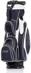 Jucad Luxury Dark Blue/White Cart Bag