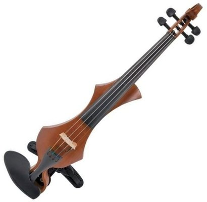 GEWA Novita 3.0 Electric Violin Gold/Brown