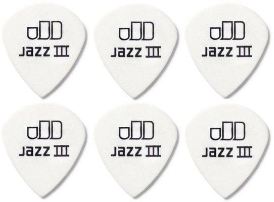 Dunlop Tortex Jazz III 6 Pack