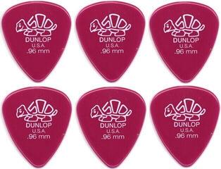 Dunlop 41R 0.96 Delrin 500 Standard 6 Pack