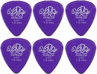 Dunlop 41R 1.50 Delrin 500 Standard 6 Pack