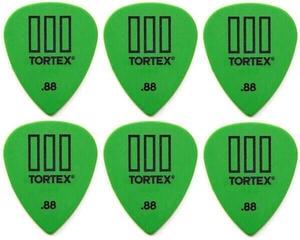 Dunlop 462R 0.88 Tortex TIII 6 Pack