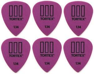 Dunlop 462R 1.14 Tortex TIII 6 Pack