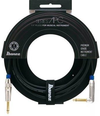 Ibanez APC 10L Guitar Instrument Cable 3 m