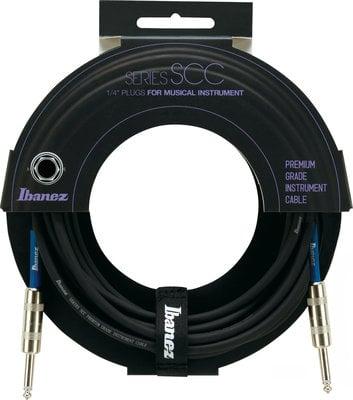 Ibanez SCC 20 Guitar Instruments Cable 6 m