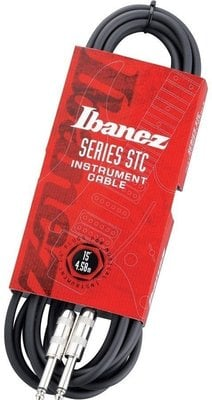 Ibanez STC 15 Instruments Cable 4,5m