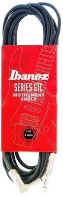 Ibanez STC 15L Instrument Cable 4,5m