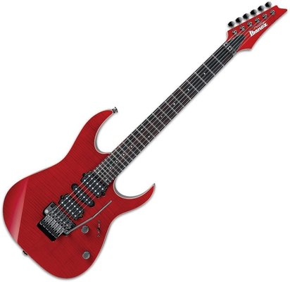 Ibanez RG3770FZ Transparent Red