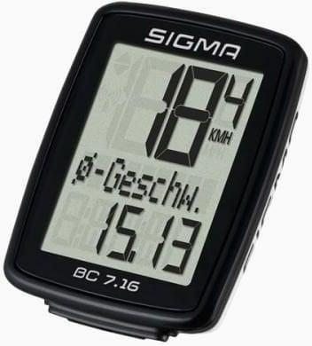 Sigma Bike computer BC 7.16