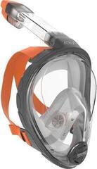 Ocean Reef Aria Full Face Snorkeling Mask Grey L/XL