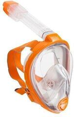 Ocean Reef Aria Full Face Snorkeling Mask Orange S/M