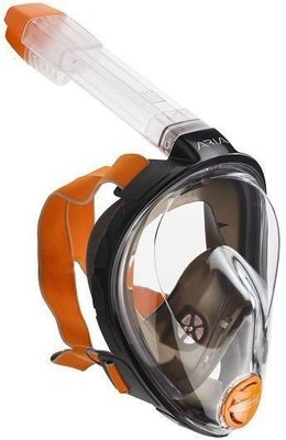 Ocean Reef Aria Full Face Snorkeling Mask Black S/M
