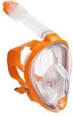 Ocean Reef Aria Full Face Snorkeling Mask Orange
