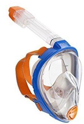 Ocean Reef Aria Full Face Snorkeling Mask Blue L/XL