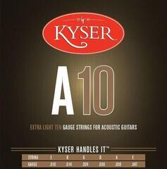 Kyser USA Extra Light A10